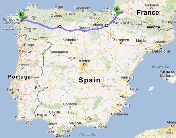 March | 2013 | Far Off Lands – Camino de Santiago