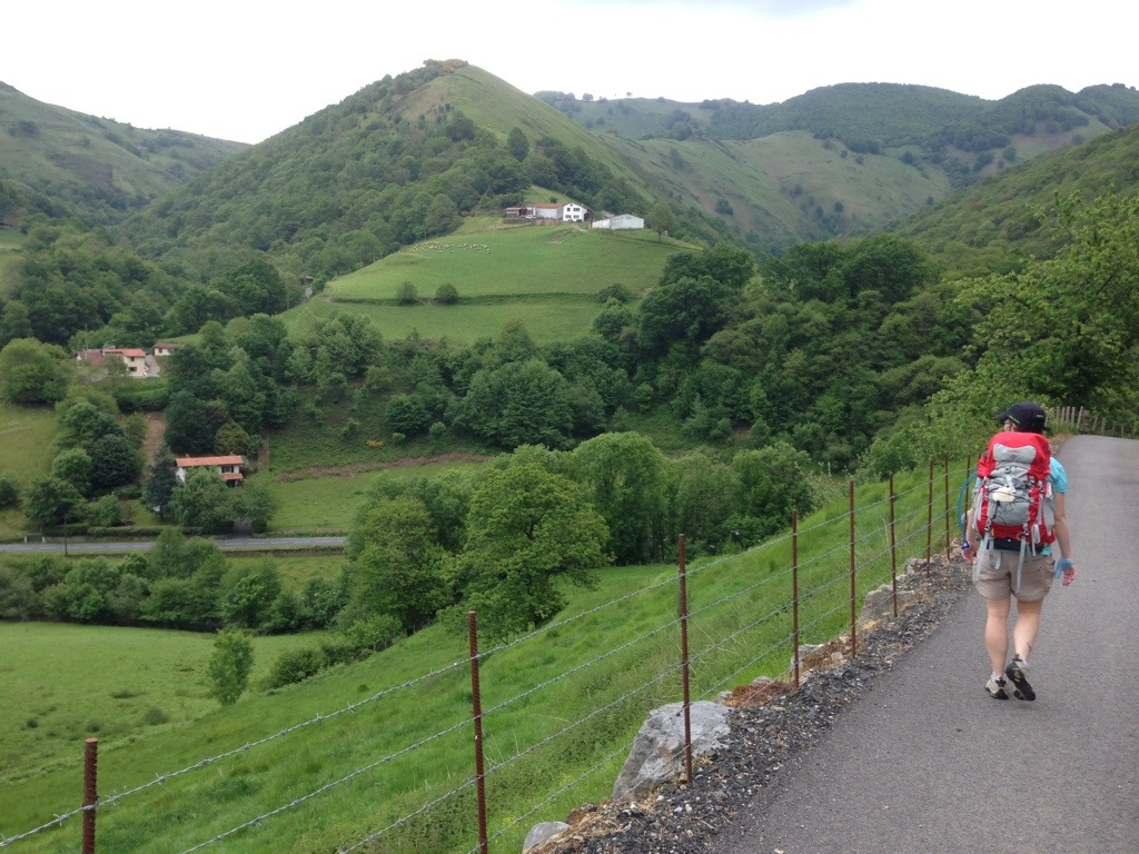 Day 1 saint jean pied de port to valcarlos far off - How to get to saint jean pied de port ...